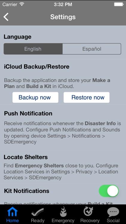 SD Emergency screenshot-3