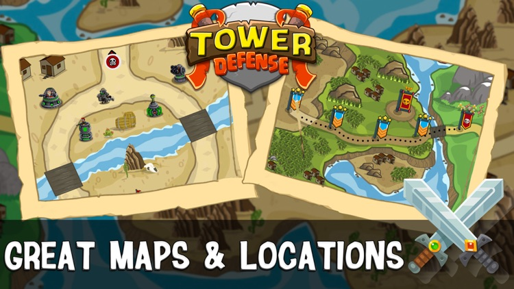 Warfare Tower Defence Pro!
