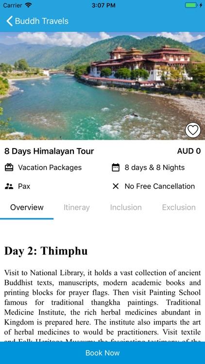 Buddha Travel & Tours