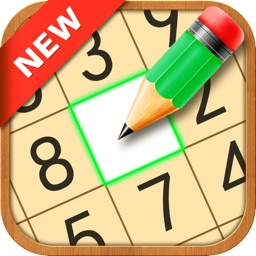 Sudoku Pro-Number Puzzle Games