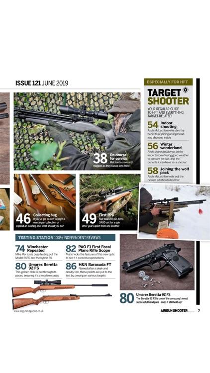 Airgun Shooter Legacy Subs
