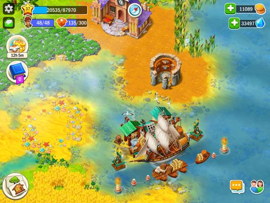 WORLDS Builder: Farm & Craft screenshot 7