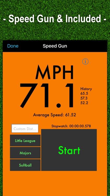Baseball Stats Tracker Touch screenshot-5