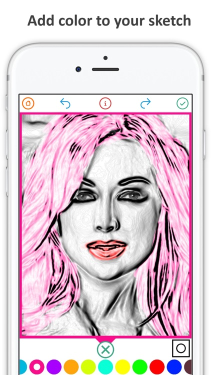 Sketch my photo drawing booth