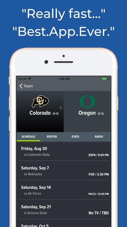 Oregon Football screenshot-8