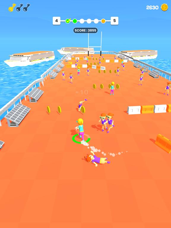 Ball Rush 3D! screenshot 12