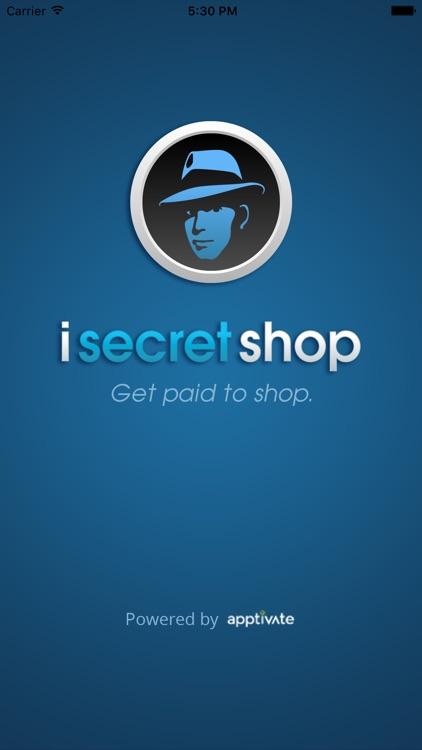 iSecretShop - Mystery Shopping