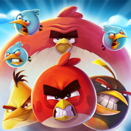 Ícone do app Angry Birds 2