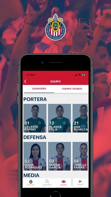 Chivas Oficial screenshot-4