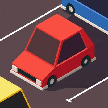 Parking Puzzle - Unblock a Car