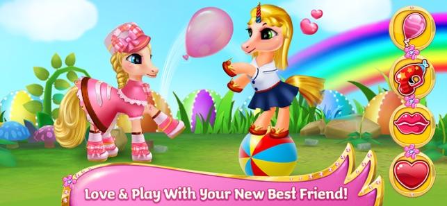 Coco Pony My Dream Pet On The App Store