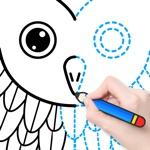 学画画 – 手把手教你画画和上色
