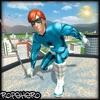 Rope-man Superhero War Battle