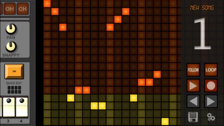 EGDR808 Drum Machine HD screenshot-4
