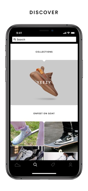 7761267b17  GOAT – Shop Sneakers on the App Store