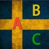 Swedish Alphabet Learning