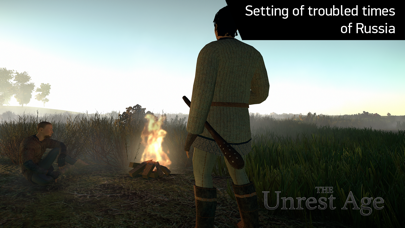 Screenshot from The Unrest Age