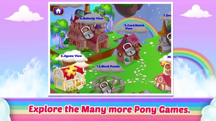 My Cute Pony - Princess Games