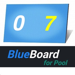 Blue Board for Pool