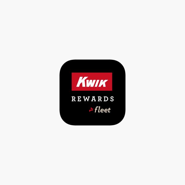Kwik Rewards Fleet on the App Store