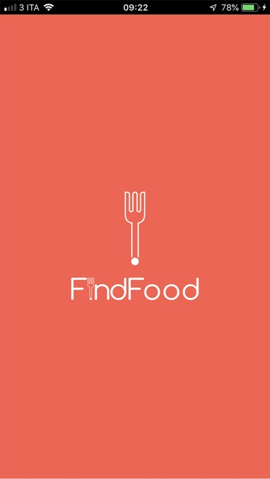 FindFood Screenshot
