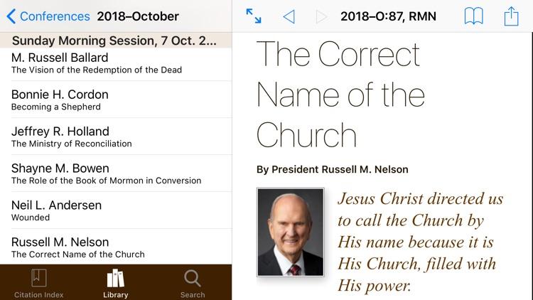 Scripture Citation Index screenshot-3