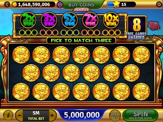 Billion Cash Slots-Casino Game screenshot 9