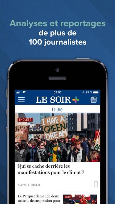 download Le Soir – actu et info indir ücretsiz - windows 8 , 7 veya 10 and Mac Download now