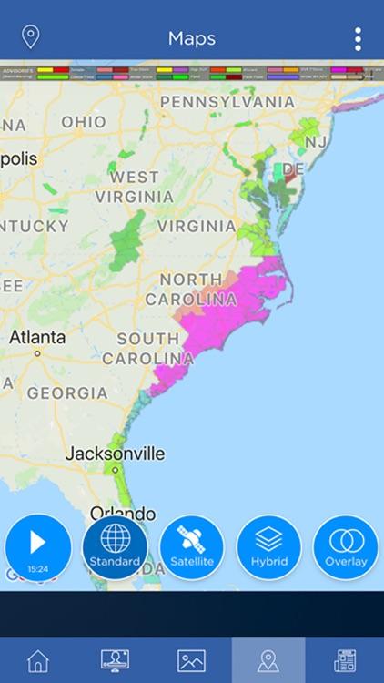 WeatherNation App screenshot-6