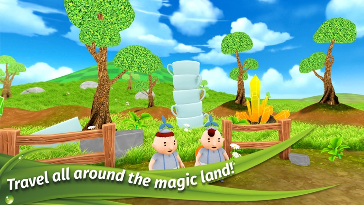 Alice in Wonderland AR quest screenshot-5