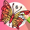 Fun Coloring - Color By Number