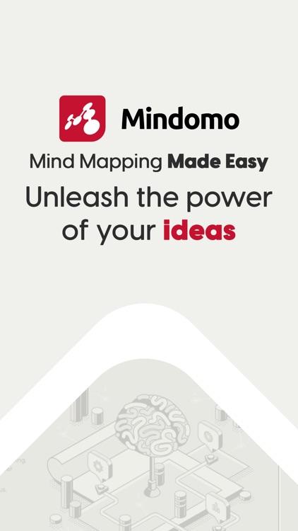 Mind Map Maker - Mindomo screenshot-0