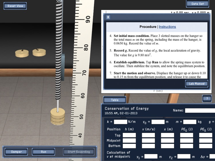 PP+ Conservation of Energy screenshot-3