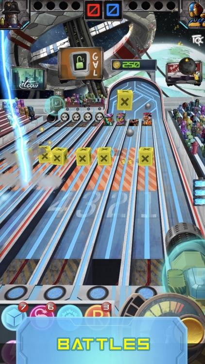 Robot Crusher Battle Ballz screenshot-6