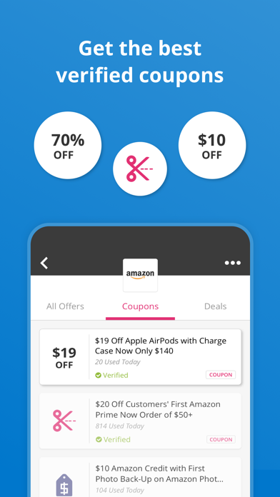 Slickdeals Save With Coupons By Slickdeals Llc Ios United States Searchman App Data Information