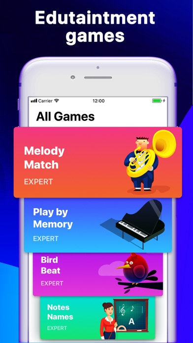 Hello Piano - Lessons & Games screenshot three