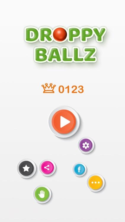 Droppy Ballz Falling Down