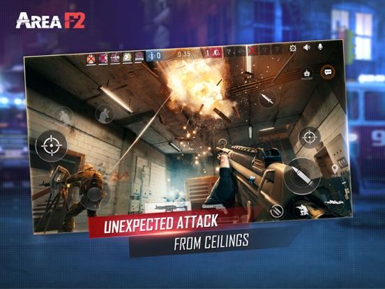 iPad Image of Area F2 - Global Launch
