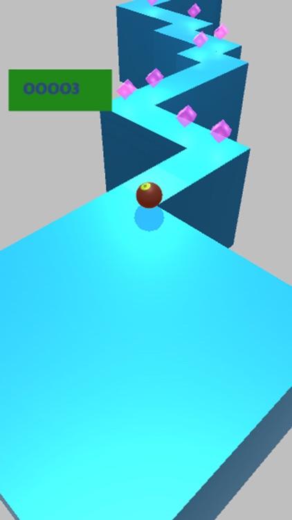 The Bounce wall Ball Rock screenshot-4