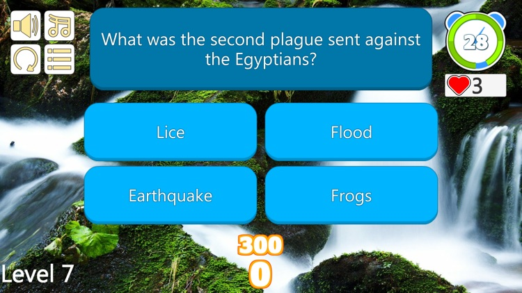 Bible Trivia Quiz Questions screenshot-6