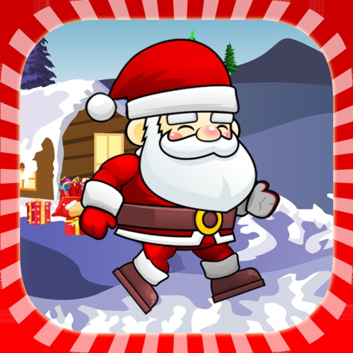 Chritmas Santa Runner