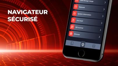 messages.download Manager de Sécurité: données software