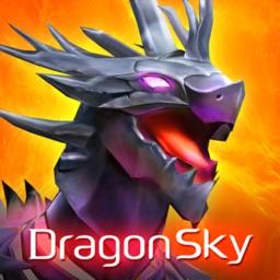 DragonSky : Idle & Merge