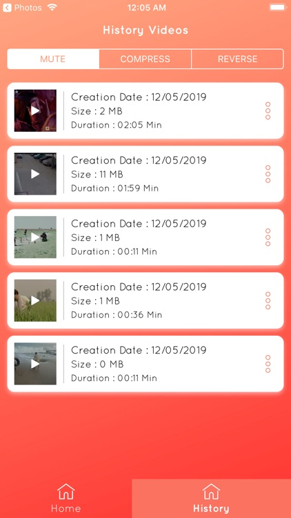 Video Manager & Converter Plus screenshot-3