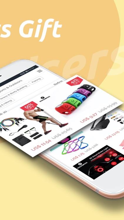 Better:online shopping  so fun