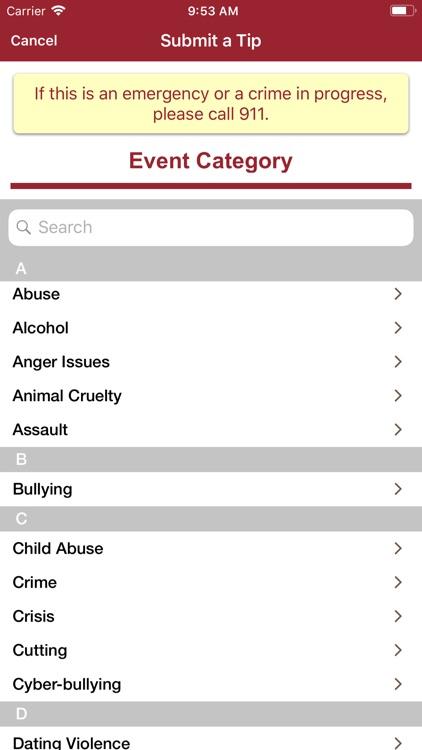 SafeUT screenshot-4