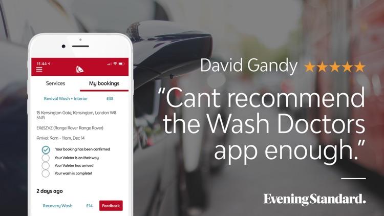 Wash Doctors - Mobile Car Wash screenshot-3