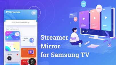 Screen mirroring to Samsung TV | From Elliot Ellis | iOS
