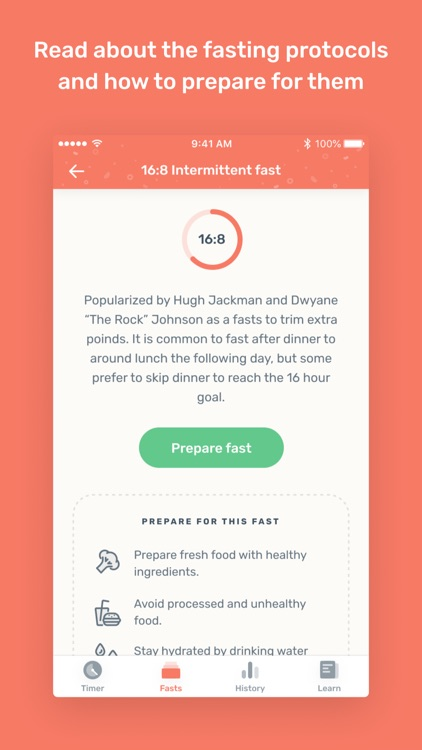 Zero - Fasting Tracker screenshot-4