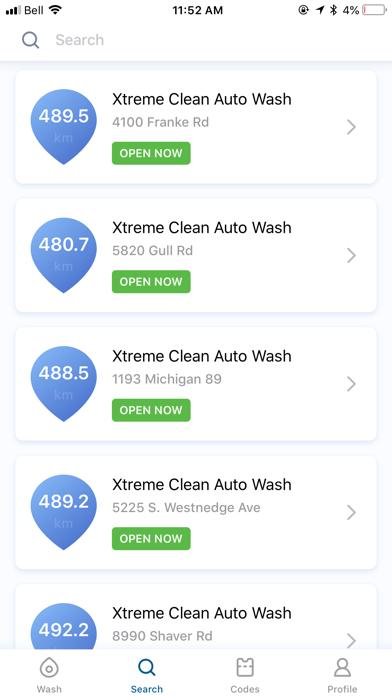 Xtreme Clean Auto Wash screenshot four